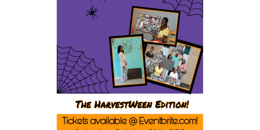 Sip and Manifest The Harvestween Edition!