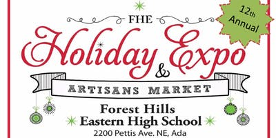 Forest Hills Eastern Holiday Expo & Artisan's Market
