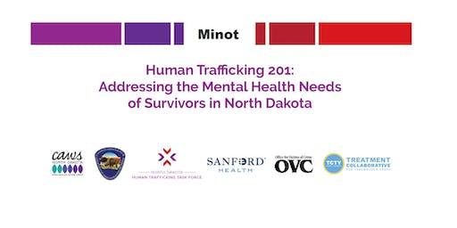 Human Trafficking 201: Addressing the Mental Health Needs of Survivors