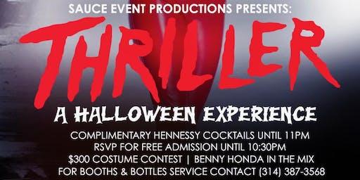 Thriller: A Halloween Experience