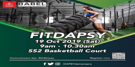 FITDAPSY tickets