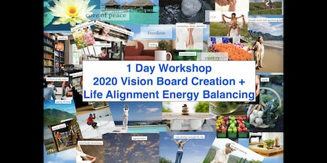 2020 Vision Board workshop with Life Alignment Balancing tickets