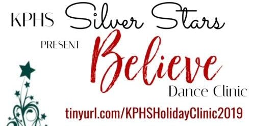 Silver Stars Holiday Dance  Clinic 2019