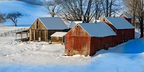 Hunt's Photo Adventure: Vermont in Winter tickets
