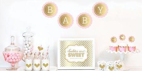 Xavier & Shonna Baby Shower tickets