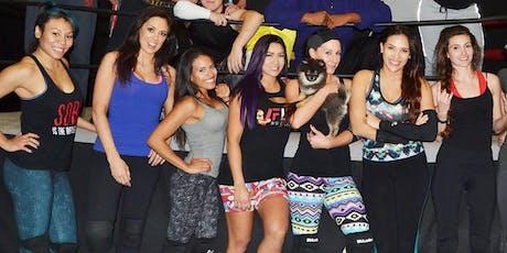 Mondays 6pm - Women's Wrestling - Lady Warriors Training tickets