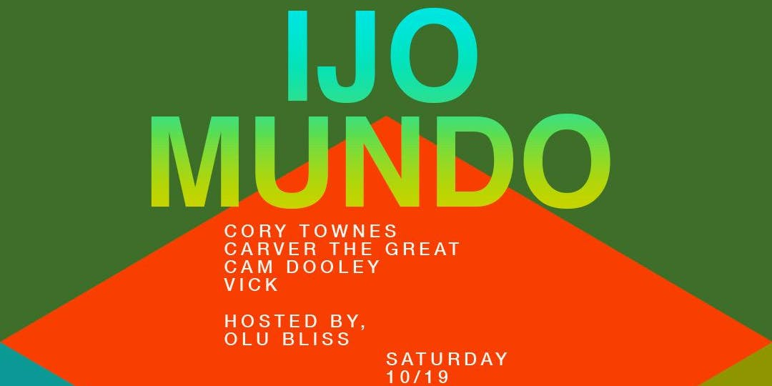 IJO MUNDO -  DAY PARTY | FREE