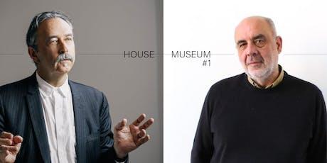 House / Museum #1 | Conversation tickets