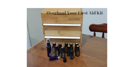 Overhaul Your First Aid Kit tickets