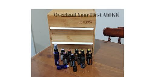 Overhaul Your First Aid Kit