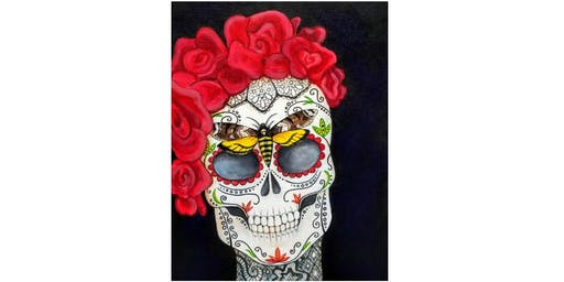 Adult Paint Party: Sugar Skull