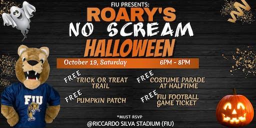 Roary's No Scream Halloween