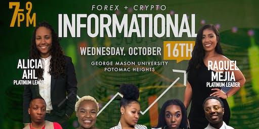 George Mason University Forex & Crypto Informational