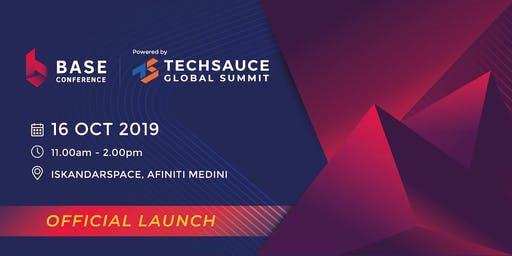 Official Launch of BaseConf powered by Techsauce Global Summit