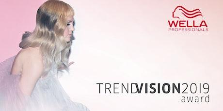 Wella Trend Vision Award Extravaganza tickets
