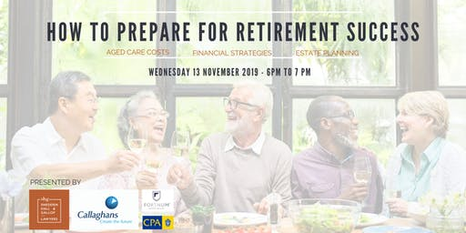 How to prepare for retirement success