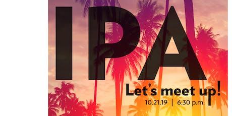 IPA ICON Meet-Up tickets
