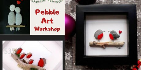Pebble Rock Art tickets