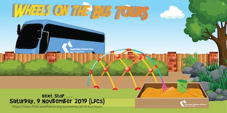 Wheels on the Bus Tour - Saturday, 9 November 2019 tickets