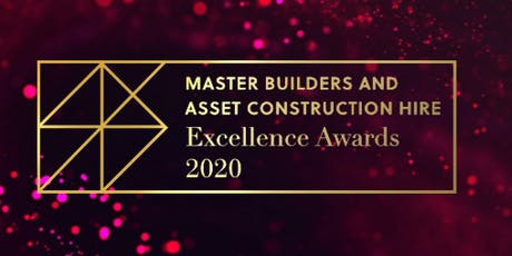 Launch - Master Builders and Asset Construction Hire Excellence Awards 2020 tickets