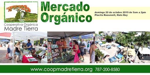 Mercado Organico Placita Roosevelt