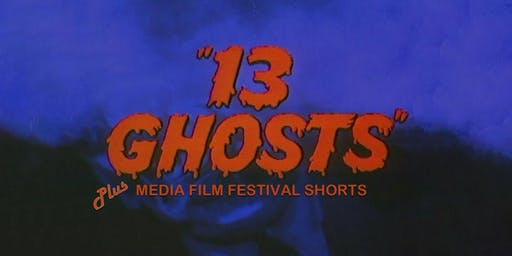 Movie Night at the Parlor - 13 Ghosts
