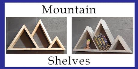 Make a Mountain Shelf tickets