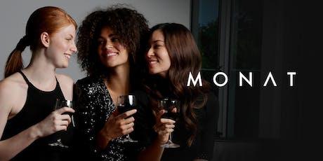 Rencontrez Monat, tournée révolution peau et cheveux sains billets