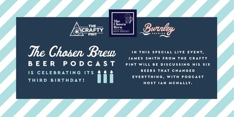 The Chosen Brew Live Podcast tickets