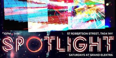 Spotlight - Saturdays at Grand Elektra