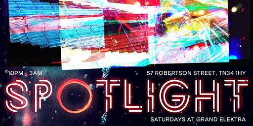 Spotlight - Saturdays at Grand Elektra