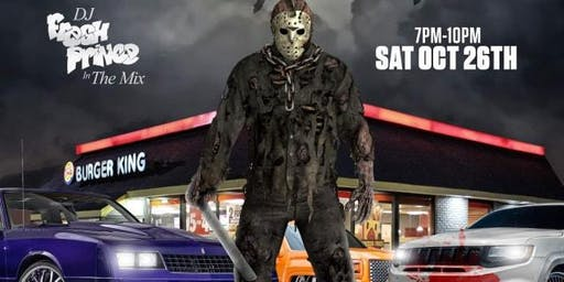 "STREETZ MAG UNLEASHED ""FRIGHT NIGHT"" CAR TRUCK & BIKE NIGHT"