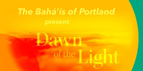 Dawn of the Light: Bahá'í Bicentenary Film tickets