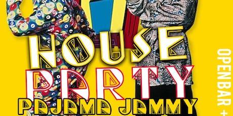 House Party: Pajama Jam  tickets