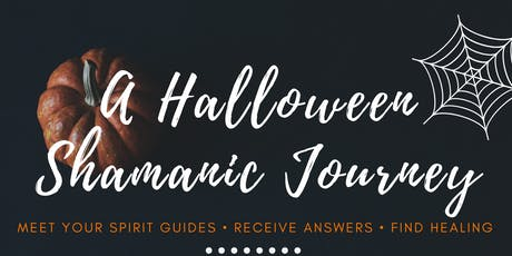 A Halloween Shamanic Journey tickets