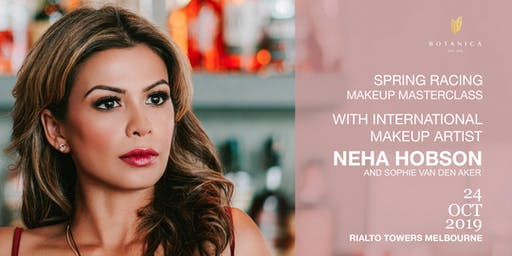 Spring Racing Makeup Masterclass with International Makeup Artist Neha Hobson