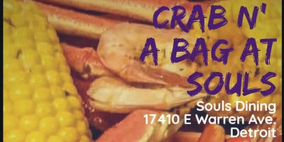 CRAB N' BAG AT SOULS