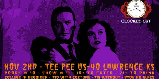 Clockwise Presents: Halloween Costume Party