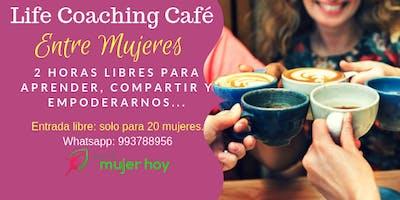 Entre Mujeres Life Coaching de empoderamiento femenino.