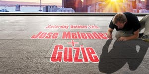 DJs Jose Melendez + Guzie at Bruno's | Saturday...