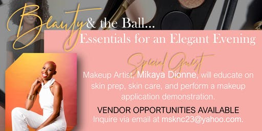 """LC Women's Ministry presents, """"Beauty and the Ball"""""""