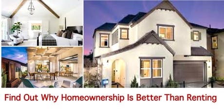 FREE EDUCATION ON HOME BUYING tickets