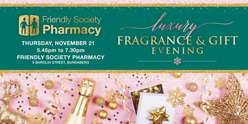 Luxury Fragrance & Gift Evening