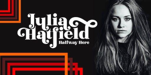Julia Hatfield EP Release