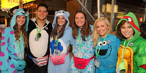 4th Annual Onesie Bar Crawl: Atlanta