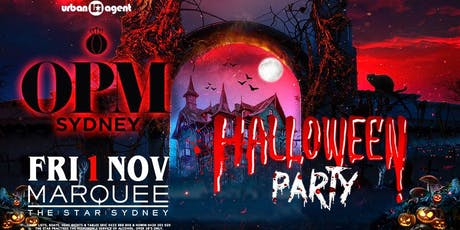 OPM Presents Halloween (Welcome to the Party) NOV 1 tickets