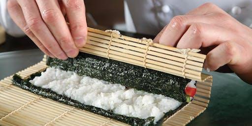 Sushi Rolling Cooking Class - AZ