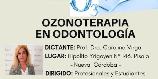 "Curso TEÓRICO-PRÁCTICO: ""OZONOTERAPIA EN ODONTOLOGÍA"""