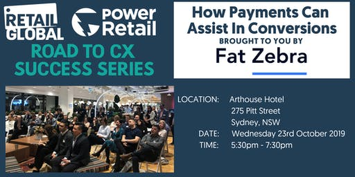 Retail Global - The Road To CX Success Series - Sydney