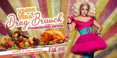 Vixens of Vera Drag Brunch - Thanksgiving Edition